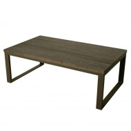Table basse rectangle