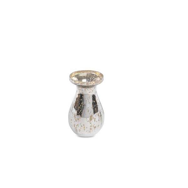 Un petit vase l gant en verre recycl s 39 offrir avec - La table de florence seignosse ...