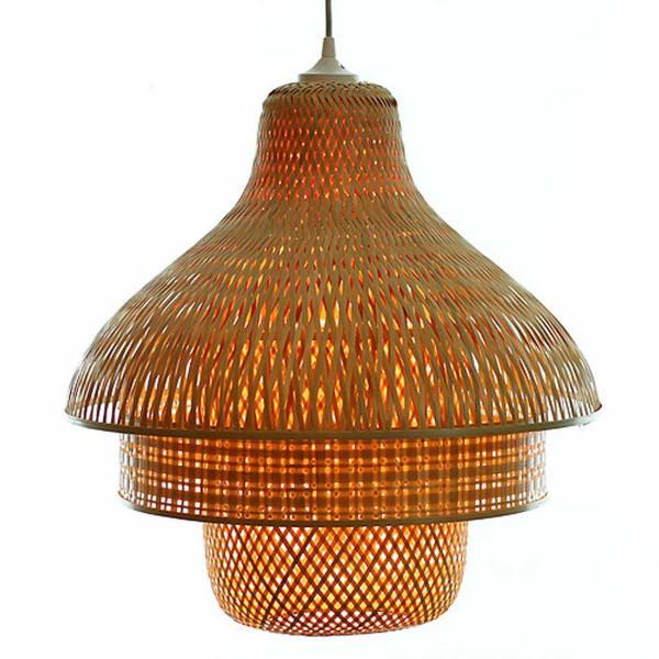 Luminaire En Bambou Tr S Po Tique Pour Une D Co Nature Et Originale