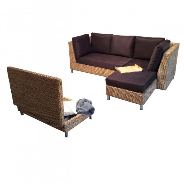 beau salon d 39 angle bio convertible l 39 ambiance nature et saine. Black Bedroom Furniture Sets. Home Design Ideas