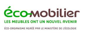 Logo eco mobilier