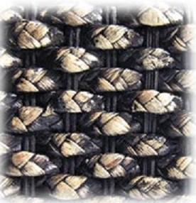 Teintée charbon (noir)